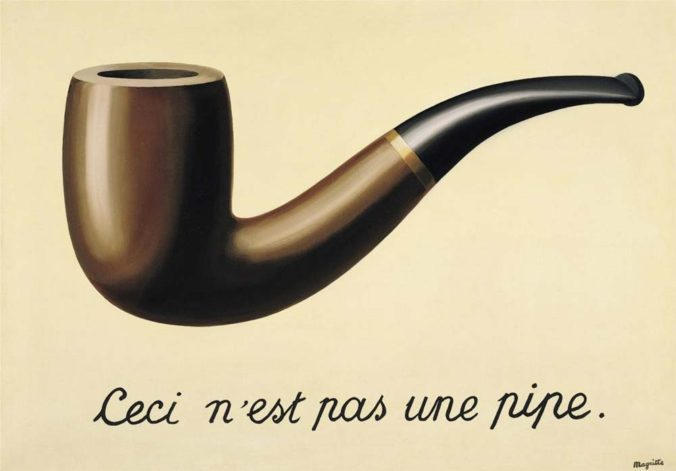 René Magritte, The Treachery of Images